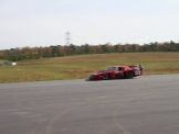 Testing at NCCAR 2010